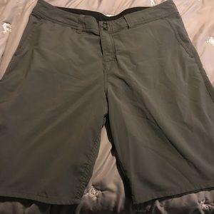 Men's quicksilver shorts 34
